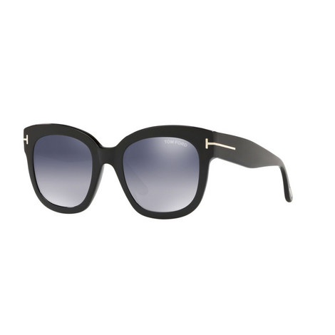 Square Sunglasses FT0613 52, ${color}