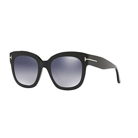 Square Sunglasses FT0613 52, ${color}