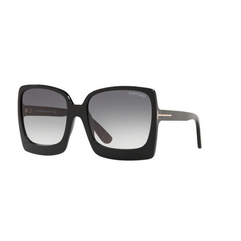 Square Sunglasses FT0617 60, ${color}