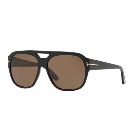 Square Sunglasses FT0630 61, ${color}
