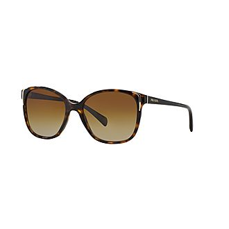 Square Sunglasses PR 01OS Polarised