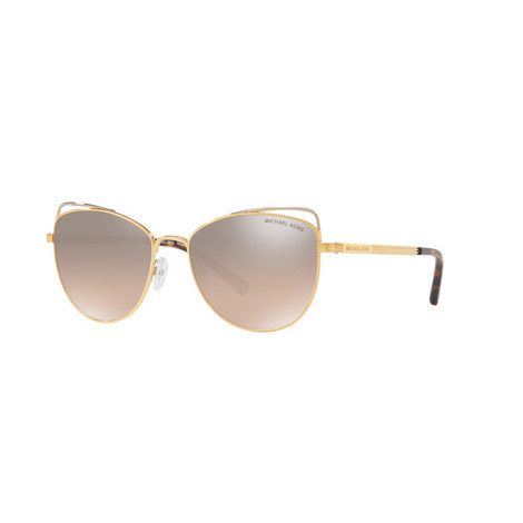 Cat Eye Sunglasses MK1035 55, ${color}