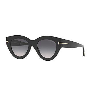 Cat Eye Sunglasses FT0658