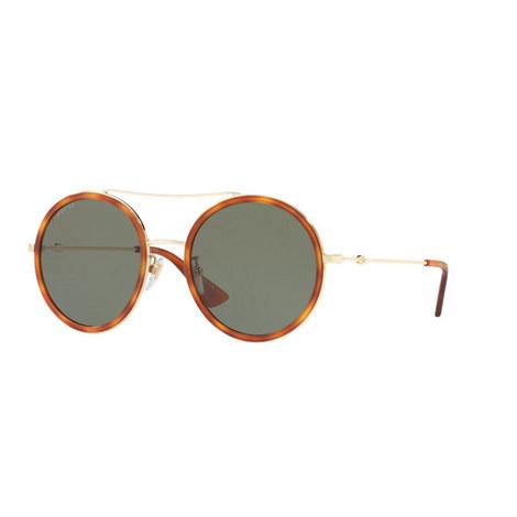Oval Sunglasses GG0061S 56, ${color}