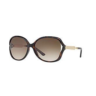 Round Sunglasses GG0076S 60