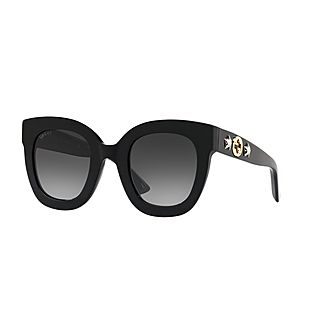 Cat Eye Sunglasses GG0208S 49