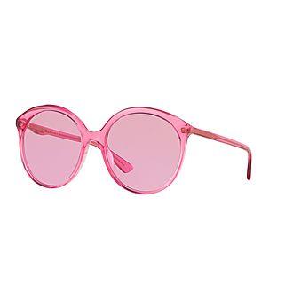 Round Sunglasses GG0257S