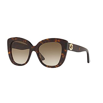 Cat Eye Sunglasses GG0327S