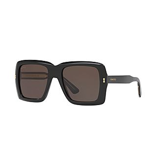 Square Sunglasses GG0366S