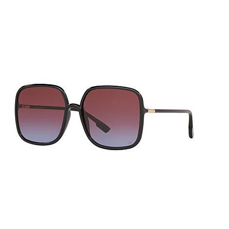 Sostellaire1 Square Sunglasses, ${color}