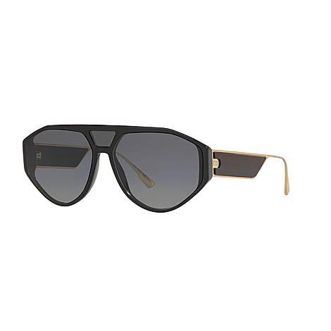Diorclan1 Irregular Sunglasses, ${color}