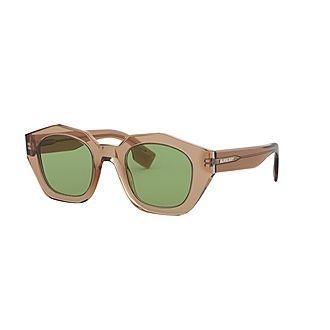 Irregular Sunglasses BE4288