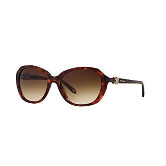 Irregular Sunglasses TF4108B 55