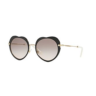 Round Sunglasses MU 54RS 52