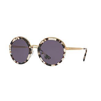 Round Sunglasses PR 05TS 54