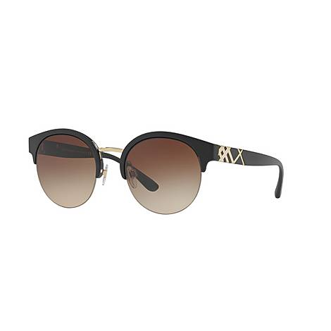 Round Sunglasses BE4241 52, ${color}