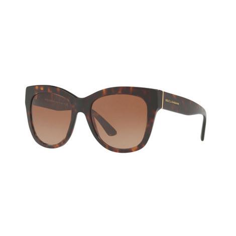 Square Havana Sunglasses, ${color}