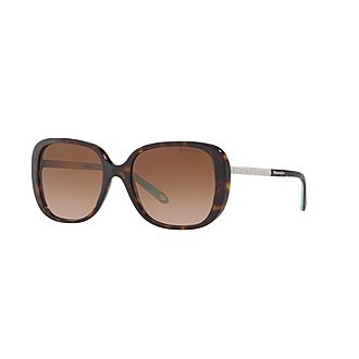 Square Sunglasses TF4137B 54