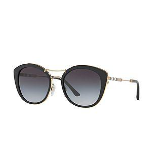 Round Sunglasses BE4251Q