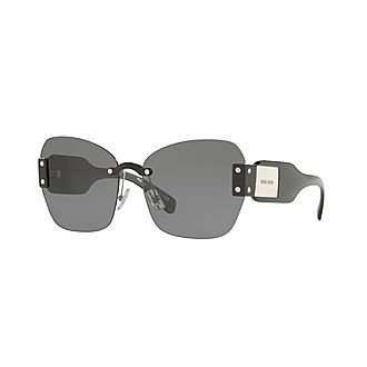 Irregular Sunglasses MU 08SS