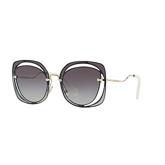 Irregular Sunglasses MU 54SS