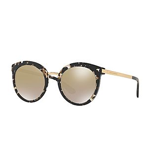 Havana Round Sunglasses ODG4268
