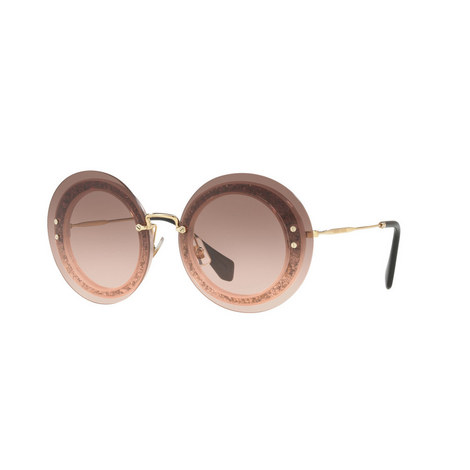Round Sunglasses MU 10RS, ${color}