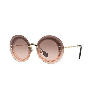 Round Sunglasses MU 10RS 64