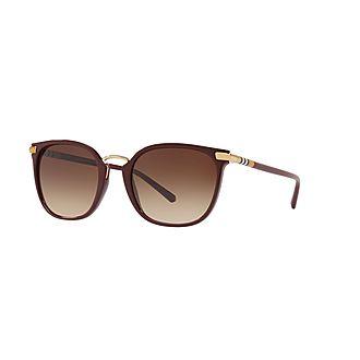Bordeaux 0BE4262 Square Sunglasses