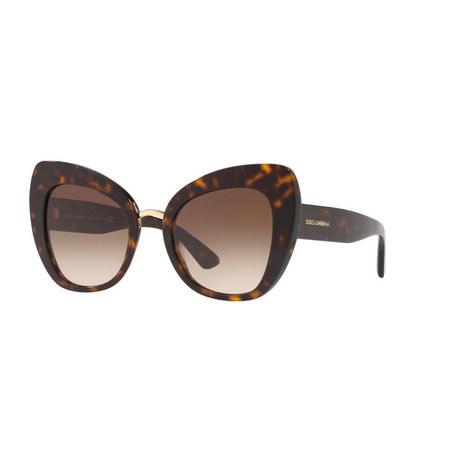 Butterfly Sunglasses DG4319, ${color}