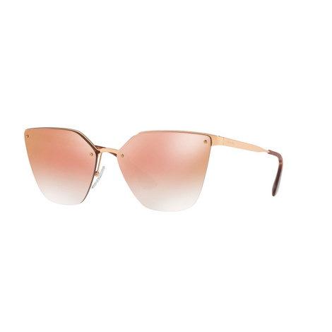 Cat Eye Sunglasses PR 68TS 63, ${color}