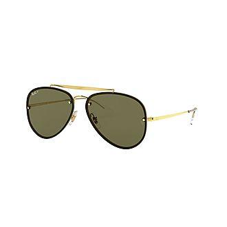 Aviator Sunglasses RB3584N