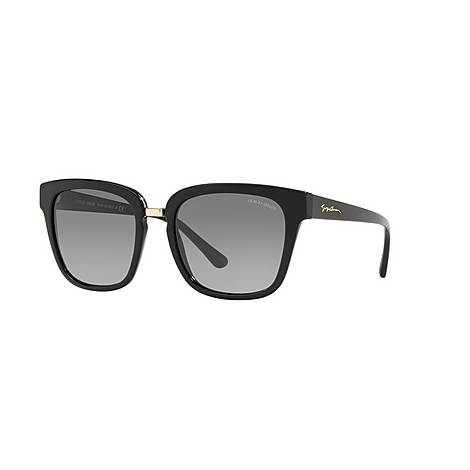 Square Sunglasses AR8106 54, ${color}