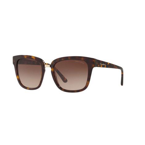 Square Sunglasses AR8106 54, ${color}