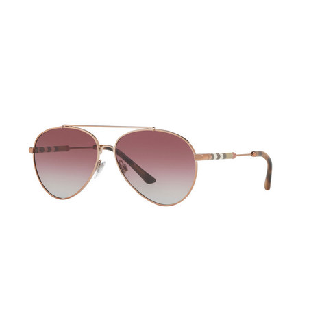 Aviator Sunglasses BE3092Q 57, ${color}