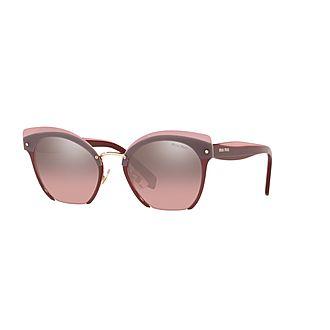 Square Sunglasses MU 53TS 53