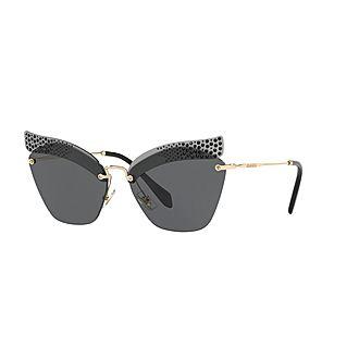 Irregular Sunglasses MU 56TS 63