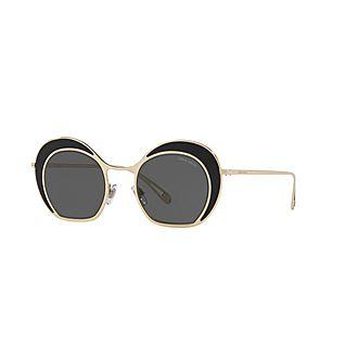 Round Sunglasses AR6073 47