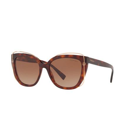 Cat Eye Sunglasses 0TF4148, ${color}