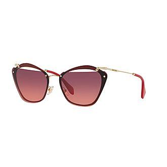 Round Sunglasses MU 54TS 64