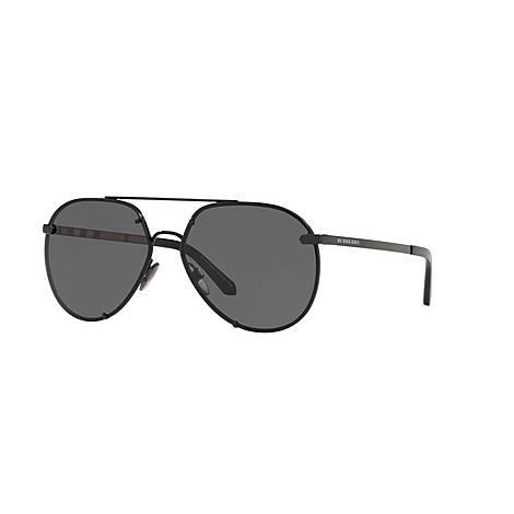 Aviator Sunglasses BE3099 61, ${color}