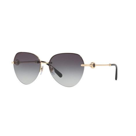Aviator Sunglasses BV6108 58, ${color}