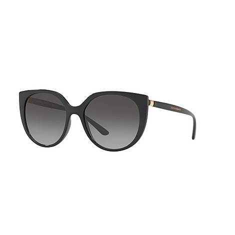 Butterfly Sunglasses DG6119 54, ${color}