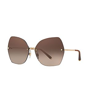 Oversized Sunglasses DG2204