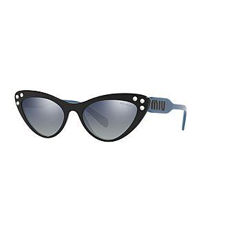 Cat Eye Sunglasses MU 05TS 55