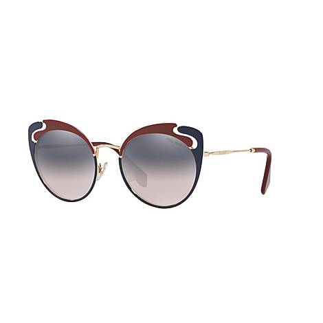 Butterfly Sunglasses 57TS 54, ${color}