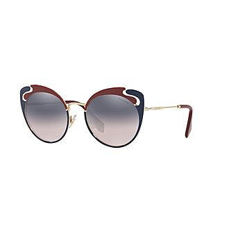 Butterfly Sunglasses 57TS 54