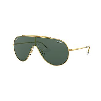 RB3597 Wings Shield Sunglasses
