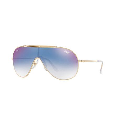 Aviator Sunglasses RB3597 33, ${color}