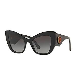 Cat Eye Sunglassses DG4349 54